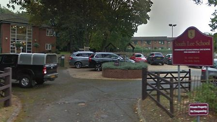 South Lee School in Bury St Edmunds Picture: GOOGLE MAPS