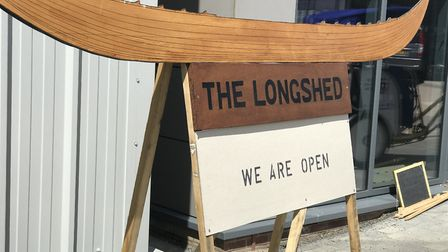 The Longshed in Whisstocks, Woodbridge. Picture: Victoria Pertusa