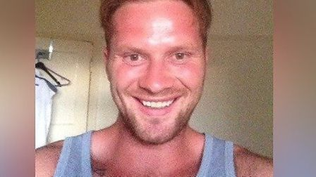 Murdoch Brown, 31, died from stab wounds in Colchester despite the efforts of paramedics to revive h