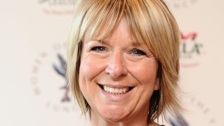 Fern Britton Picture: Ian West/PA Wire
