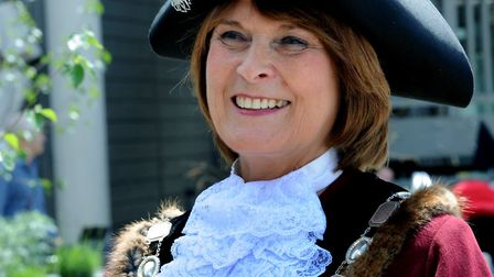 The last mayor of St Edmundsbury Margaret Marks is encouraging people to talk openly about dying Pi