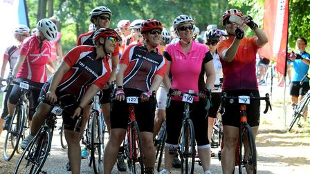 Women on Wheels events have been set across the county PICTURE: Andy Abbott