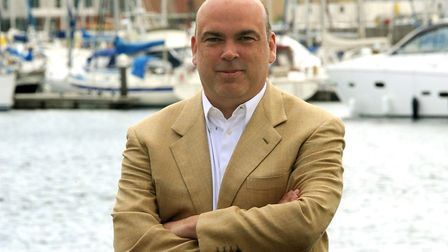 Mike Lynch is seventh in the Sunday Times Rich List for East Anglia Picture: ANDY ABBOTT