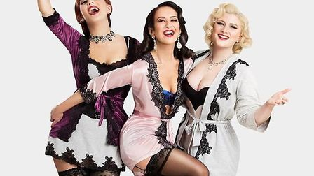 The Puppini Sisters who will be performing at The Bury Festival in May Photo: Bury Festival