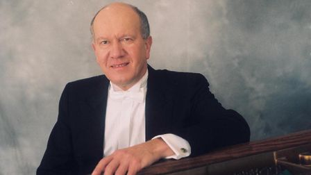 John Lill will be giving a piano recital as part of the Bury Festival 2019