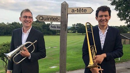 Quintet-a-Tete will be at this year festival Picture: BURY FESTIVAL