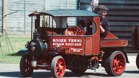 Attractions at The Steam and Vintage Show being held at Stonham Barns Photo: Stonham Barns