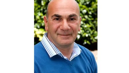 New East Suffolk leader Steve Gallant. Picture: EAST SUFFOLK COUNCIL