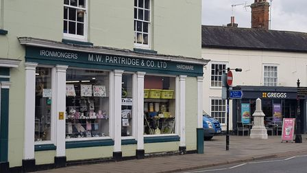 Partridges is almost 200 years old