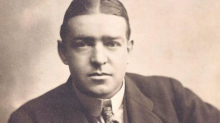 The film South, which detail an expedition of Sir Ernest Shackleton's was shown at the event Picture