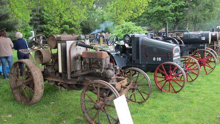 The International Junior Tractor is celebrating the centenary this year of its arrival in the UK at