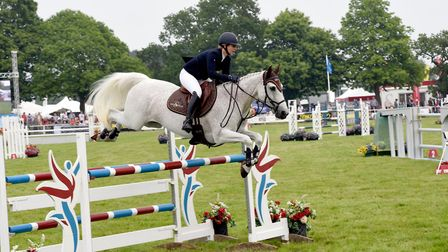 Suffolk Show visitors can enjoy an action-packed schedule of equine displays, including show jumping