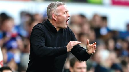 Town manager Paul Lambert has stated his desire to do early transfer business. Picture: Steve Wal