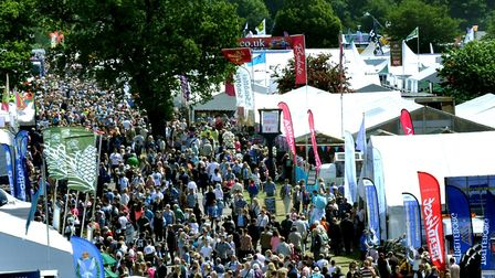This year's Suffolk Show comes at a pivotal time, says Ben Underwood of the CLA Picture: SUFFOLK AG
