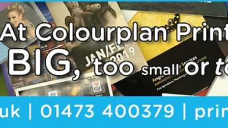 The Don Topley column is brought to you in association with Colourplan Print