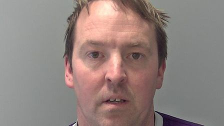 Nicholas Mckee, who has been jailed at Ipswich Crown Court for three years for stealing �22,000 from