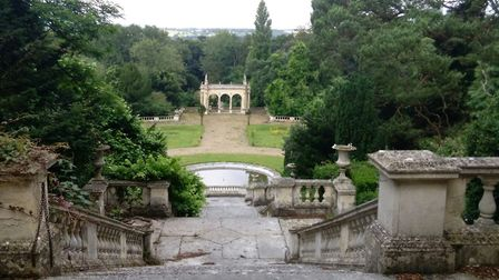 A view of the gardens pictured during a visit in 2016 Picture: CONTRIBUTED