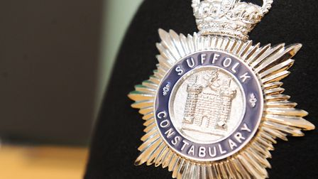 Suffolk police found an abandoned BMW 3 Series with lead inside following a church theft in Freckenh