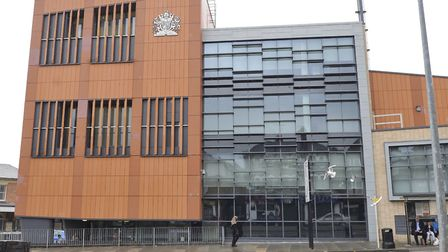 Hodgkinson, 30, of Woodrow Way, Colchester, is to appear in court today Picture: ARCHANT