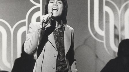 Cliff Richard competing in 1973 - he actually entered twice but didn't win. Picture: ARCHIVE