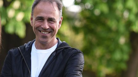 Anthony Horowitz has been named as patron of Home-Start in Suffolk. Picture: SARAH LUCY BROWN
