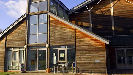 Views are being sought on changes to opening hours at Lavenham Library Picture: ARCHANT