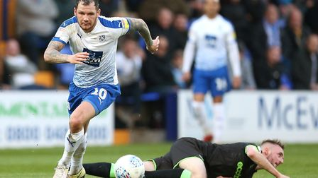 Ipswich Town are understood to be in pole position to sign 32-goal striker James Norwood when his Tr