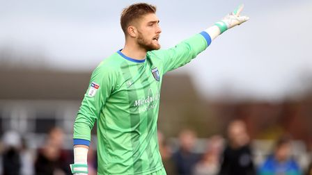 Ipswich Town are in talks with giant Gillingham goalkeeper Tomas Holy. Photo: PA
