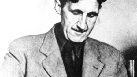 George Orwell. Picture: PA/PA Wire