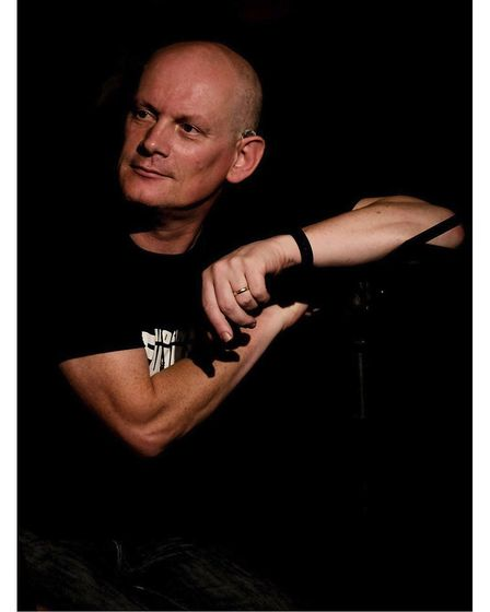 Steve Day is the headline comedian for the Proper comedy night Picture: STEVE DAY