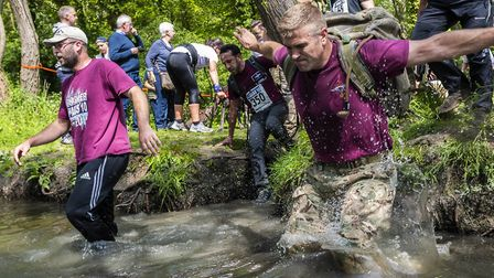 The event is a 10-mile run, open to all, that can be completed as a cross-country race or as the P C
