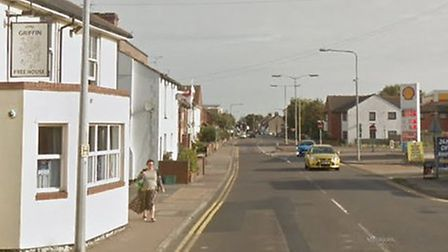 Old Road in Clacton Picture: GOOGLE MAPS