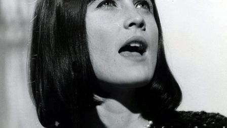 Sandie Shaw was the UK's first winner with Puppet on a String in 1967. Picture: Archant Library