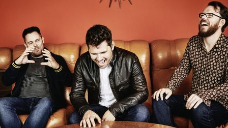 Scouting for Girls will play at Bardfest Picture: TOM VAN SCHELVEN