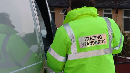 Suffolk Trading Standards officers have issued a warning following an incident in Snape. Picture: S