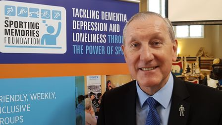 Ipswich and England legend Terry Butcher will join Thijssen for the event at The Dove in Ipswich on