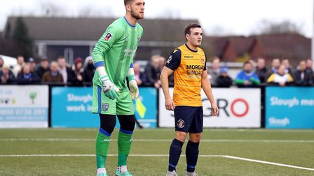 Ipswich Town are close to signing goalkeeper Tomas Holy from Gillingham. Picture: PA