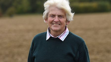 Sally Fogden MBE was one of the driving forces behind the Addington Fund Picture: SARAH LUCY BROWN