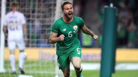 Alan Judge has been named in the latest Republic of Ireland squad. Photo: PA