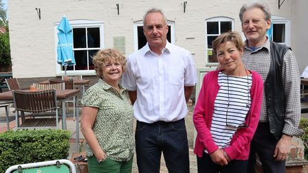 Two new Good Neighbour Schemes have launched in Rendlesham and Snape. Picture: SALLY CONNICK