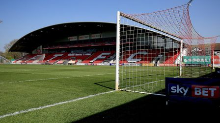 Fleetwood Town is the furthest Ipswich Town will have to travel in League One. Photo: PA
