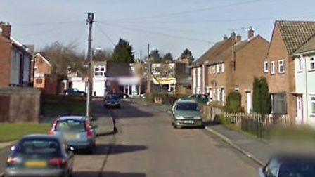 The distraction burglary happened in Chaucer Crescent in Braintree Picture: GOOGLE MAPS