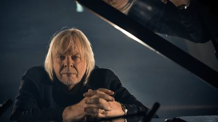 Rick Wakeman's concert was a sell-out Picture: BURY FESTIVAL