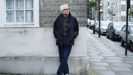 Singer-songwriter and producer Nick Lowe who is playing the Red Rooster Festival near Thetford this