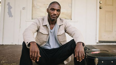Cedric Burnside who will be performing at the Red Rooster Festival 2019 Photo: Abraham Rowe