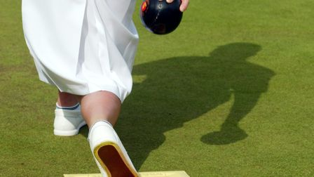 New English Bowls Federation rules allow male players to wear shorts, although women are not granted