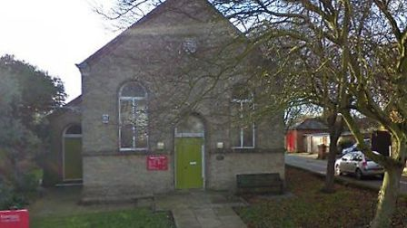 Parents and children marched against the proposed closure of Coggeshall Library Picture: GOOGLE MAPS