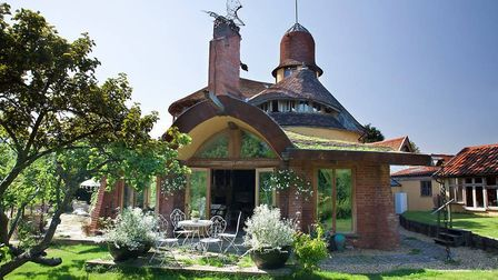 The dragon house. Picture: AIRBNB