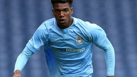 Chelsea teenager Dujon Sterling impressed in League One for Coventry City last season. Photo: PA