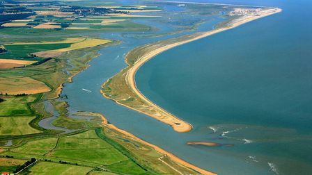 Orford Inshore is found beyond Orford beach and the River Ore Picture: Mike Page
